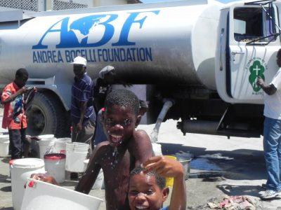 ABF Water Truck