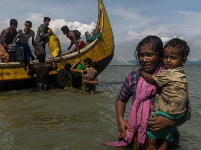 UNHCR Rohingya Emergency