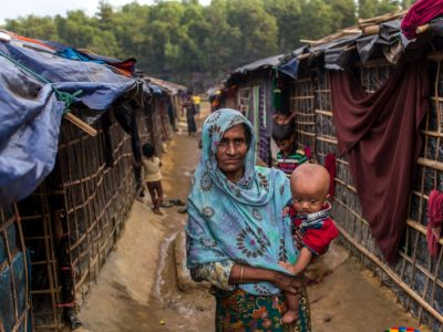 Restoration of rights key to Myanmar refugee return